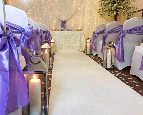 lilac ceremony