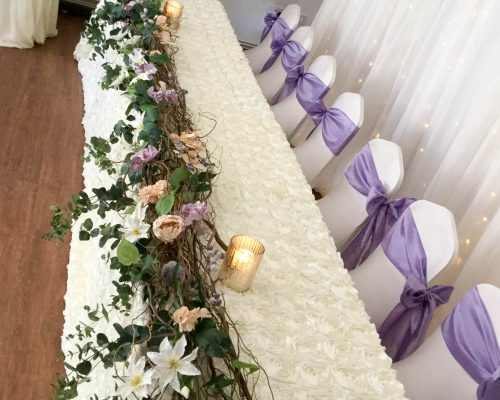 woodland top table